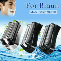 Hot!Replacement Foil Head for Braun Shaver Razor Series 3 Wet Dry 3040 3080 S3