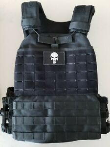 Modular Molle Tactical Plate Carrier - Tactical Vest - Assault, Outdoor, Hunting