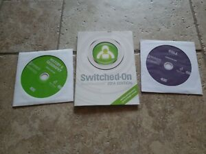 Switched on Schoolhouse 400 4th Grade Set! 2 Subject Windows 10 & 8! SOS 2014