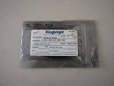 100PCS APKB3025ESGC 1.0X2.5MM r/g smd led RoHS Compliant Kingbright