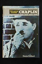 Dennis Gifford - The Movie Makers: Chaplin HC/DJ charlie biography & filmography