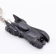 Keychain / Porte-clés - Batman Car Batmobile Metal Noir