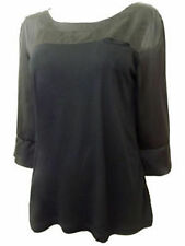 Machine Washable Size Regular 3/4 Sleeve Tops & Blouses for Women