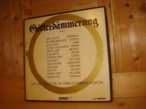 Wagner Götterdämmerung SOLTI DECCA LONDON UK FFRR 6 LP BOX A 4604 MONO NM