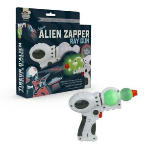 Alien Zapper Ray Gun Light & Sound Child's Space Toy or Executive Game