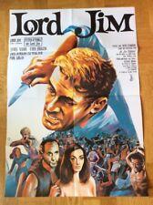 Lord Jim (Kinoplakat ´65) - Peter O'Toole / James Mason / Curd Jürgens