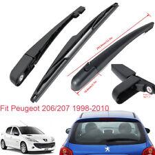 Auto Rear Windscreen Window Windshield Wiper Blade for Peugeot 206 207 1998-2010