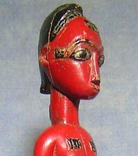 AFRICANTIC COLON BAOULE ART AFRICAIN ANCIEN STATUETTE AFRICAINE AFRICAN BAULE