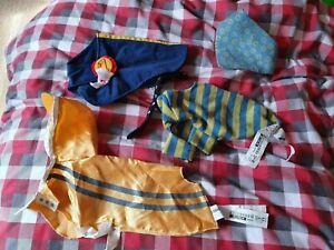 Ikea Gosig toy Doggie outfits