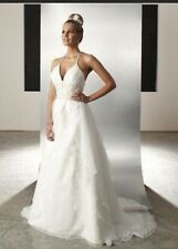 Size 12 Halo Bridal Gown