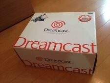 Dreamcast Metallic Silver Console System Japan *GREAT CONDITION - COMPLETE*