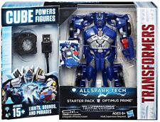 Transformers The Last Knight All Spark Tech Optimus Prime Starter Pack