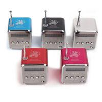 Sn _ TD-V26 Mini USB Tf Stéréo Média Son Haut Parleur Lecteur de Musique Radi