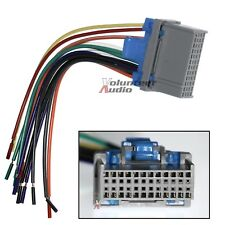 GM Toyota Plugs Into Factory Radio Car Stereo CD Player Wiring Harness Wire