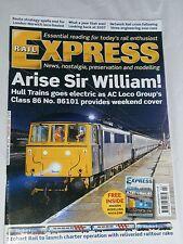 Rail Express Magazine no 141 , Feb 2008.