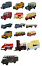 Oxford Diecast - Commercials Cars and Vans 1:148/N Gauge Model Rail Scenics