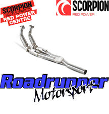 Scorpion Golf R32 MK5 Sports Gatos bajada del escape Inc con Flex SVWX039