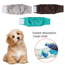 Soft Urine Pad Breathable Reusable Pet Diaper Male Dogs Belt Physiological Pants