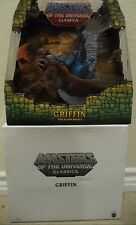 MASTERS OF THE UNIVERSE CLASSICS GRIFFIN EVIL FLYING BEAST W/ MAILER W8891 *NU*