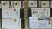 S2120) Tibet Over 230 Documents Ca 19 - 2000, Collection IN Binder