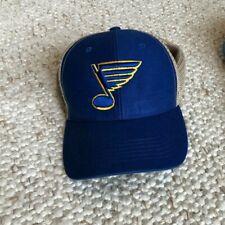 St. Louis Blues Trucker Hat & Winter Cap
