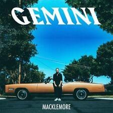 Macklemore Gemini + Booklet New CD Digipack Packaging