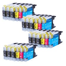 24 PK LC-75 LC75 LC71 Ink Cartridge for Brother MFC-J430w MFC-J825DW MFC-J835W
