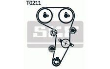 SKF Kit de distribución SEAT LEON TOLEDO VOLKSWAGEN GOLF AUDI A4 VKMA 01255