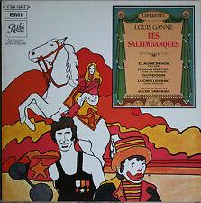 LOUIS GANNE LES SALTIMBANQUES   33T  LP