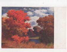 Ruedisuehli Waldlichtung Vintage Art Postcard 259b