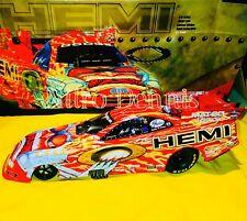 NHRA GARY SCELZI 1:16 MILESTONE Diecast OAKLEY Drag Racing NITRO Funny Car HEMI