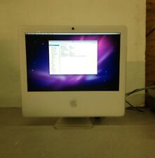 Apple iMac A1195 All-In-One Core 2 Duo 1.83Ghz 2GB RAM 160GB HDD Snow Leopard