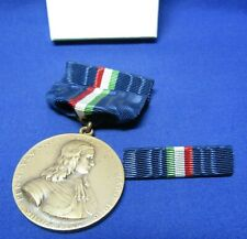 Mexican Border War Pennsylvania Guard Numbered Medal & Ribbon NUMBERED ON RIM