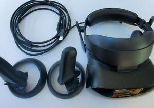 Samsung HMD Odyssey Plus VR Headset w/ damaged Controllers, ProTubeVR