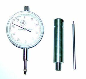 Adapter mit Messuhr wie 3313 VP44 ESP Förderbeginn statisch einstellen für VAG