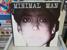 Minimal Man Sex Teacher vinyl LP 1985 EP