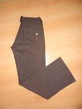 Pantalon FREEMAN T. PORTER Taille 38  W 28  Marron