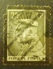 POLAND STAMPS Fi275 Sc289 Mi296 - Pilsudski - 1935, used