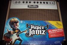 Paper Jamz Series I Speaker Amp plug in and play New WowWee