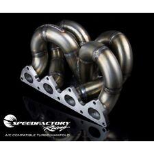 Air Conditioning Compatible Turbo Manifold Acura Integra Honda Civic Ramhorn T3