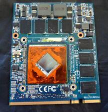 Nvidia GeForce 9800M GTX Grafikkarte f. Notebook 1G MXM 1A Gamerkarte TOP speed
