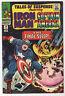 Tales of Suspense 74 VF- Captain America Iron Man Marvel 1966 Jack Kirby Sleeper