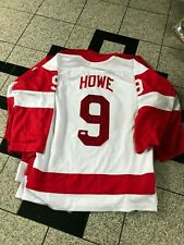 on sale 6e14a 95b16 Gordie Howe Detroit Red Wings NHL Autographed Jerseys for ...