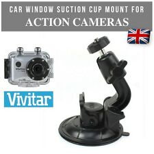 Car Suction Cup for Vivitar DVR 794HD HD1080P 787HD 914HD 783HD 786HD DVR 785HD
