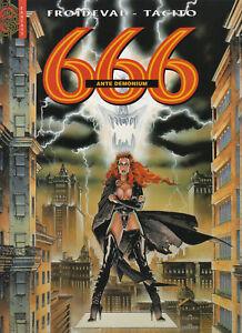666 Softcover Comic Nr. 1 - 6 zur Auswahl Splitter / Kulteditionen Neuware