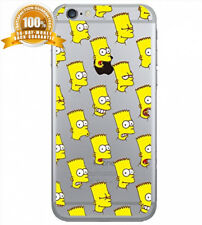 Abaure Bart Simpson Shell Case for iPhone 6 / 6S with Selfies Motif