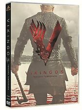 Vikings-Season 3 ** DVD R 2 ** Series Season No German Sound Track