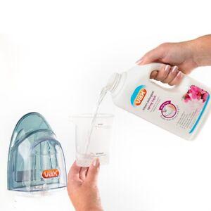 Vax Spring Fresh Steam Detergent Floor Cleaner Antibacterial 1L 1-9-132807-01