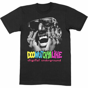 Digital Underground: 'Doowutchyalike' - T-Shirt