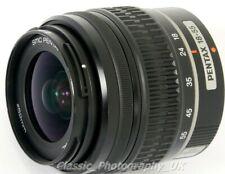 SMC Pentax-DAL 1:3.5-5.6 18-55mm AL Auto Focus Pentax-KA DIGITAL fit ZOOM Lens